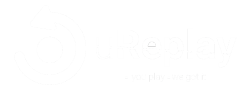 uReplay Sticky Logo